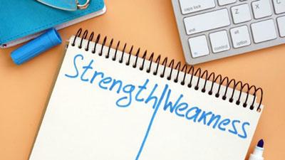 چگونه نقطه ضعف خود را به نقطه قوت بدل کنیم؟